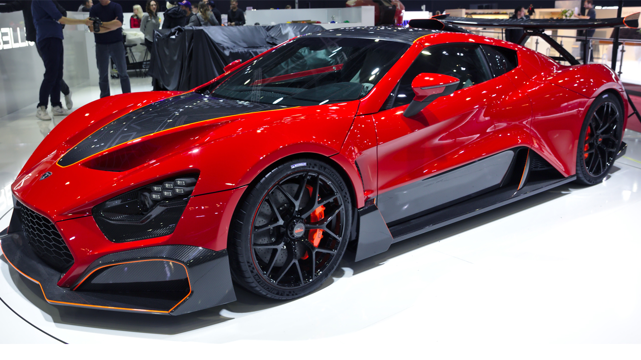 Top 10 Fastest Cars in the World - ThemeCountry