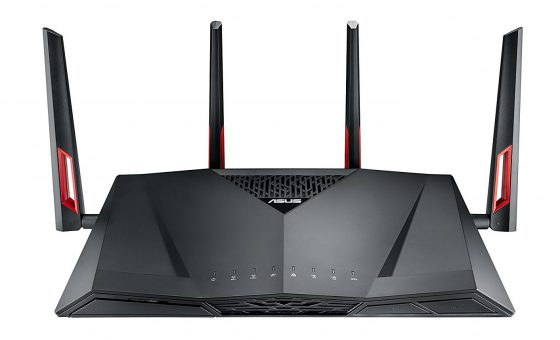 Asus RT-AC88U - The Best Wireless Routers in 2018