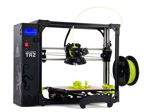 Best 3D Printers in 2018 Reviews