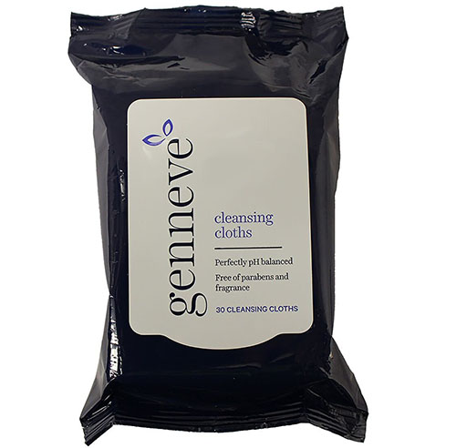 Feminine wipes by Geneve, ultra-gentle