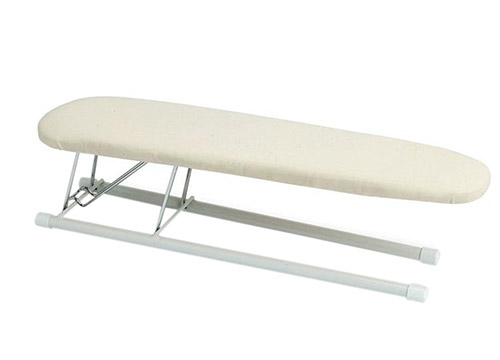 Household Essentials 120001 Small Tabletop Sleeve Ironing Board