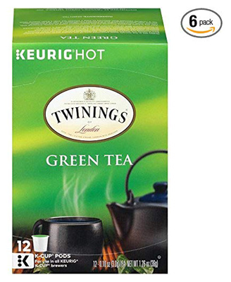 Twinings of London Green Tea