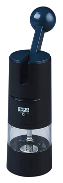 Kuhn Rikon high-performance ratchet grinder, black