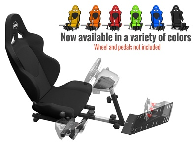 Openwheeler GEN2 Racing Wheel Stand Cockpit