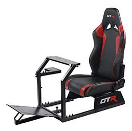 GTR Simulator GTA-BLK-S105LBKRD GTA Model Black Frame