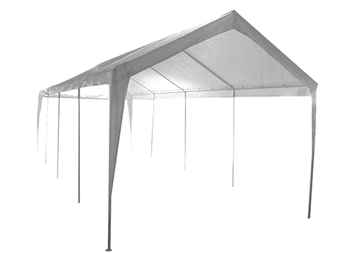Portable Garage Carport By Impact Canopies