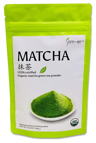 Slim-er Matcha Green Tea Powder