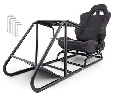 Mophorn Racing Simulator Cockpit Driving Gaming Seat