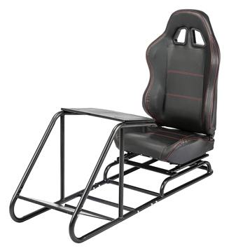 CO-Z Video Game Real Bucket Racing Seat Cockpit Simulator