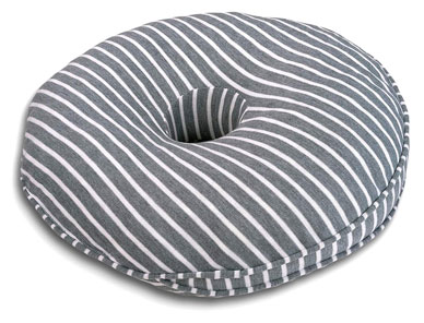 Donut Pillow Cushion, Memory Foam, For Tailbone, Coccyx, Butt Pain - Orthopedic Pillows