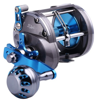 Sougayilang Line Counter Trolling Reel