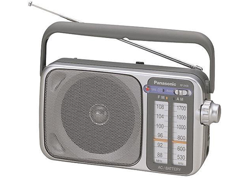 Panasonic RF-2400 AM / FM Radio
