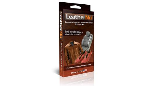 LeatherNu (Complete Leather) Color Restoration/Repair Kit