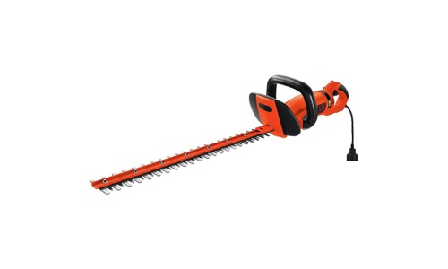 HedgeHog Hedge Trimmer with Rotating Handle by Black+Decker