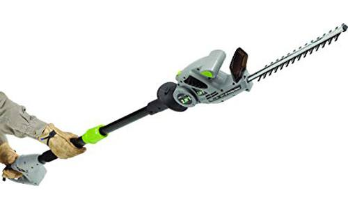 Corded Electric 2-in-1 Pole/Handheld Hedge Trimmer by Earthwise