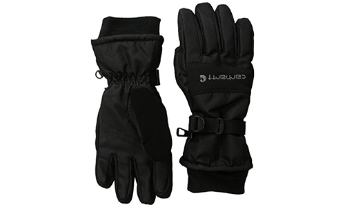 Carhartt Men's Waterproof Gloves: