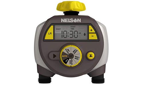Nelson (Dual Outlet) Water Timer