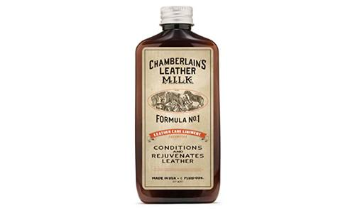 Chamberlain's Leather Milk (All-Natural) Leather Care Liniment
