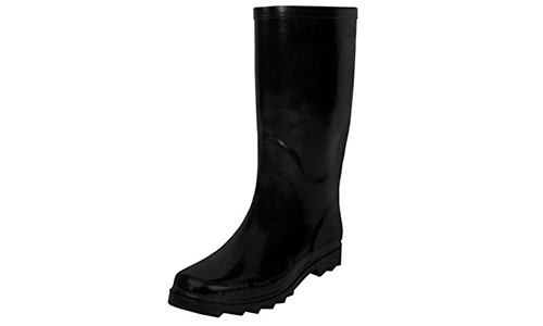 West Blvd Women's Mid-Calf Waterproof Rainboots