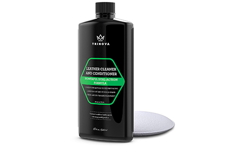TriNova Leather Conditioner and Cleaner