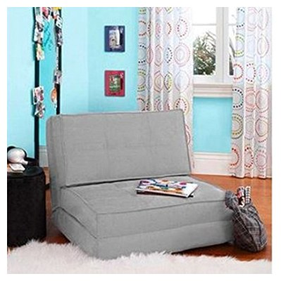 Your Zone Bed Convertible Flip Sleeper Chair, Sofa, Lounger & Bed