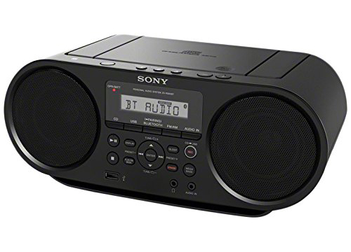 Sony ZSRS60BT Boombox with Bluetooth and NFC