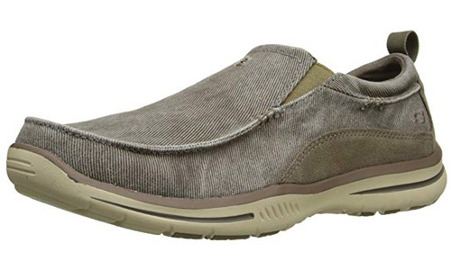 Skechers Men's Relaxed Fit Elected Loafer