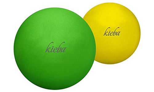 Kieba Massage Lacrosse Balls : 4.8 out of 5 Stars