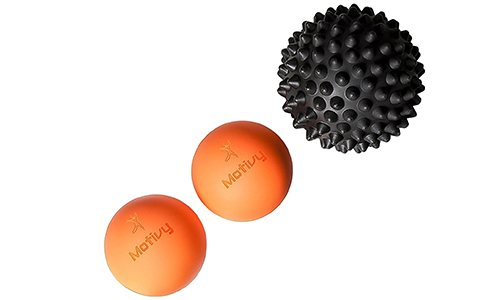 Massage Lacrosse Balls, Firm Lacrosse Ball : 5 Stars