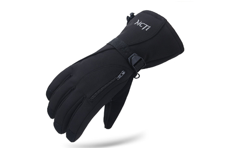 MCTi Waterproof And Windproof Men's Gloves: