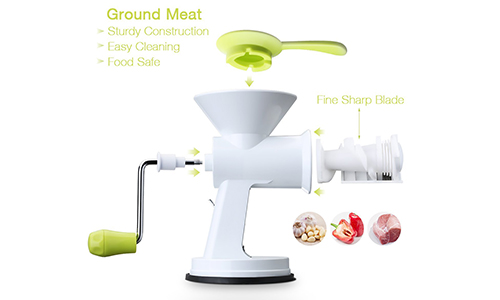 PicTek Meat Grinder Food Grinder