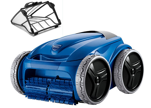 Polaris F9450 Sports Robotic In-Ground Pool Cleaner with FREE Ultra Fine Filter