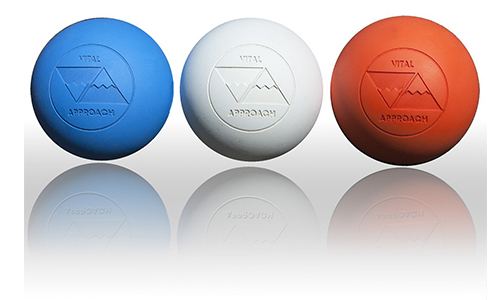 Lacrosse Balls for Myofascial Release and Plantar Fasciitis : 5 Stars
