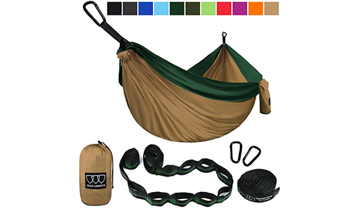 Gold Armour Hammock (5.0)