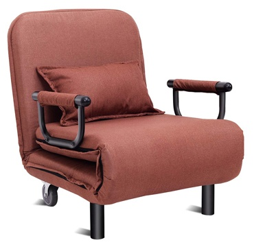 Top 10 Best Comfy Sleeper Chairs In
