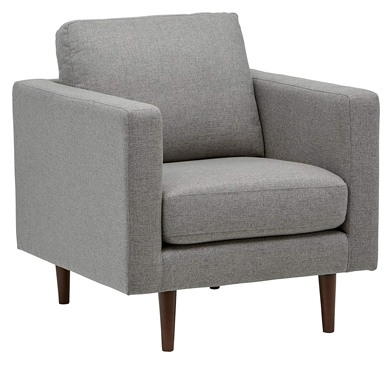 Revolve Mid-Century Modern Accent Arm Chair by Rivet