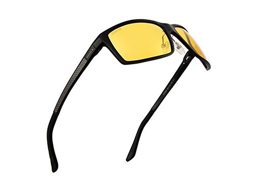 BLUPOND RALLY Night Vision Polarized Glasses