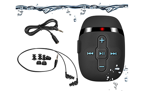 8GB swimming mp3 player
