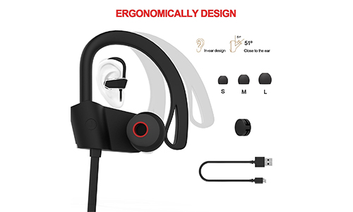 Frizione Waterproof Headphones