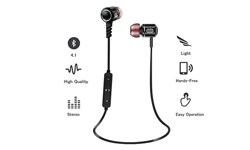 Cyber Cart Waterproof Headphones (5.0)