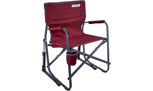 Freestyle Rocker Portable Folding Rocking Chair by GCI Outdoor