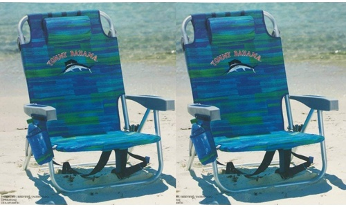 Two Backpack Cooler Chair by Tommy Bahama