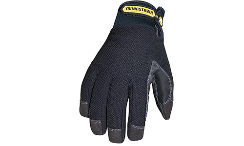 Waterproof gloves by Youngstown: