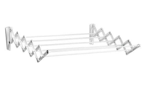 Polder Wall-Mount 24-Inch Accordion Clothes Dryer