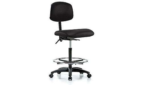Perch Rolling Lab Chair