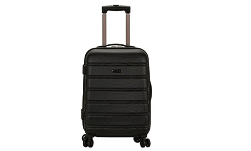 Rockland Melbourne Abs Carry On Luggage