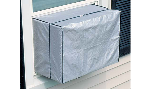 Window Air Conditioner Cover by Thermwell