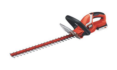BLACK DECKER Cordless Hedge Trimmer