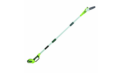 GreenWorks G-Max 40V 8-Inch Cordless Pole Saw