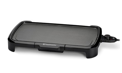 Merveilleux BLACK+DECKER GD2011B Family Sized Electric Griddle